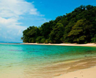 Image of Radha Nagar Beach, Diglipur Island, Andaman Islands.