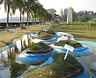 Image of Marina Park and Gandhi Park, Port Blair, Andaman and Nicobar Islands.