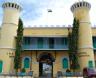 Image of Cellular Jail, Port Blair, Andaman and Nicobar Islands.